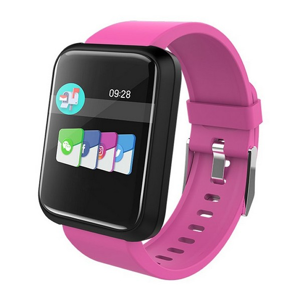 """Smart Watch with Pedometer BRIGMTON Bsport 17 1,3"""" Bluetooth 4.0 Computers Electronics"""
