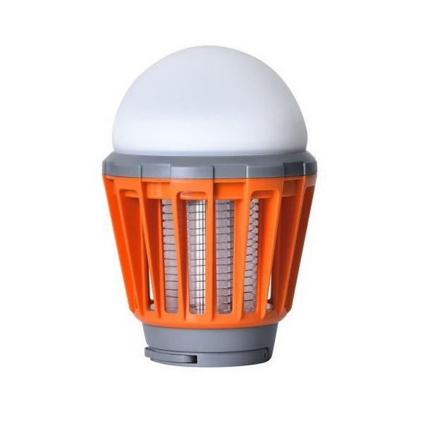 Električni Repelent Proti Komarjem BRIGMTON BMQ10 25m² LED Oranžna