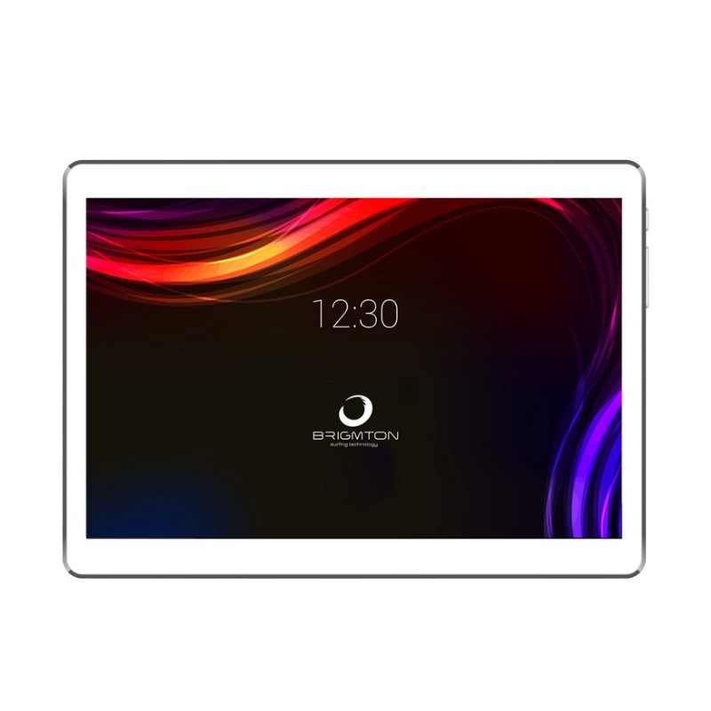 "Tablet BRIGMTON BTPC-1023 10"" Octa Core 2 GB RAM 32 GB Blanco"