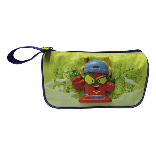 Child Toilet Bag CYP SuperThings Polyester (23,5 x 8 x 12,5 cm)