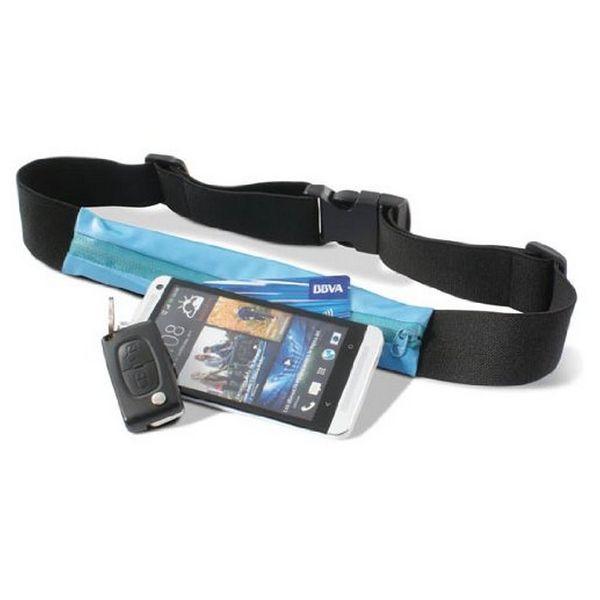 Sportbälte KSIX BXCIN01 Smartphone Blå