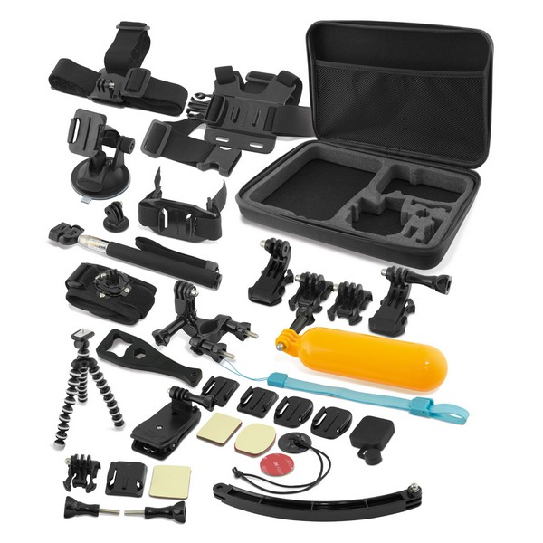 Accessories for Sports Camera (38 pcs)