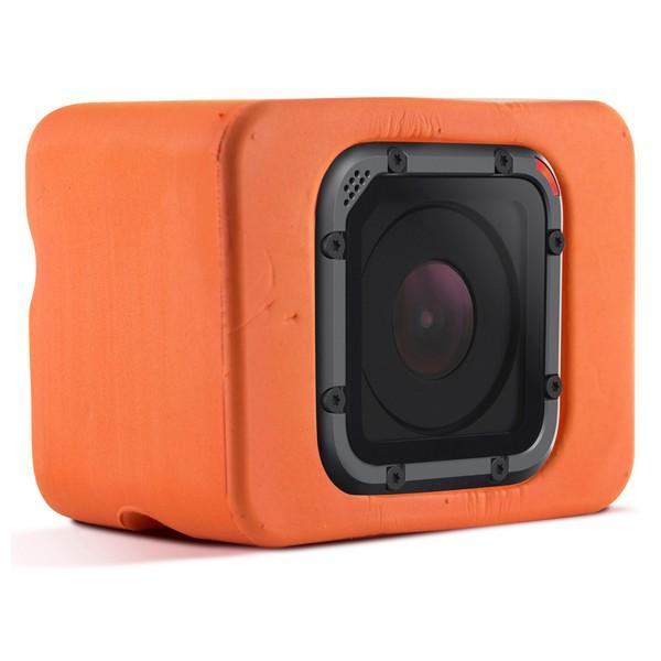 Floating Sponge Cover for Go Pro Hero 5 KSIX Orange