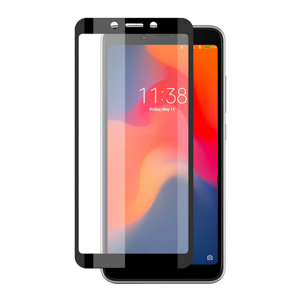 Tempered Glass Mobile Screen Protector Xiaomi Redmi 6/6a KSIX Extreme 2.5D