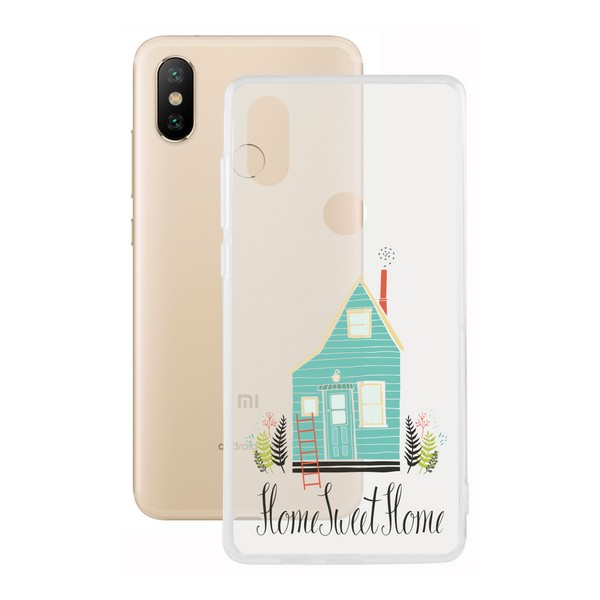 Funda para Móvil Xiaomi Mi A2 Contact Flex Home TPU
