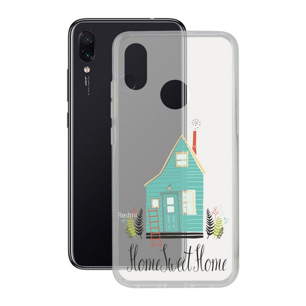Funda para Móvil Xiaomi Note 7 Contact Flex Home TPU