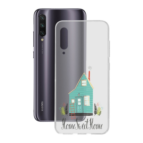 Funda para Móvil Xiaomi Mi A3 Contact Flex Home TPU