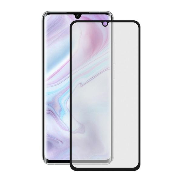 Protector de Pantalla Cristal Templado Curvo Xiaomi Mi Note 10 KSIX 3D