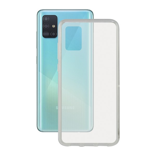 Funda para Móvil con Borde de TPU Samsung Galaxy A71 Contact Flex