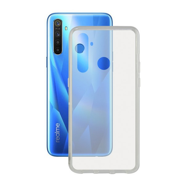 Funda para Móvil con Borde de TPU Realme 5 Contact Flex