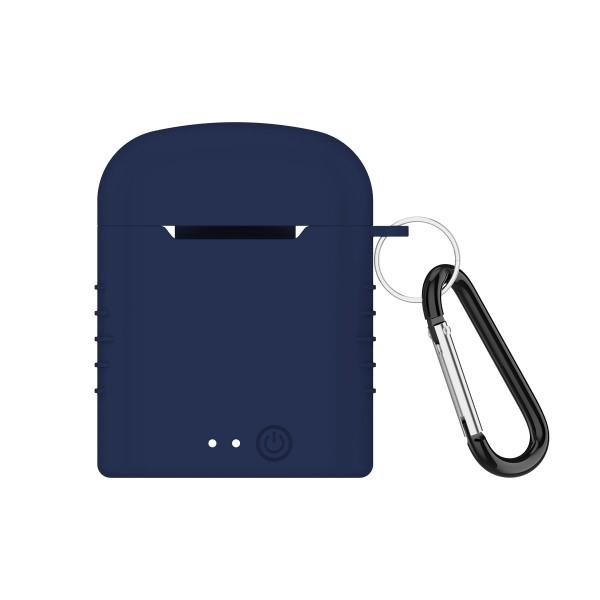 Auriculares Bluetooth con Micrófono Contact Twins Mini 400 mAh Blanco (1)