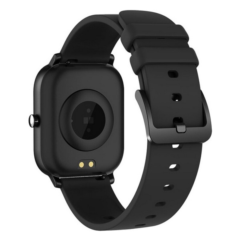 "Smartwatch KSIX Cube HR03 1,3"" OLED 170 mAh Bluetooth 4.0 Negro (1)"