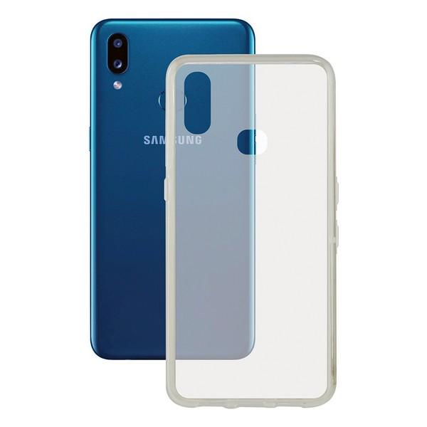 Mobile cover Samsung Galaxy A20s Contact Flex TPU Transparent