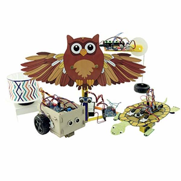 Electronic kit Ebotics Maker Inventor