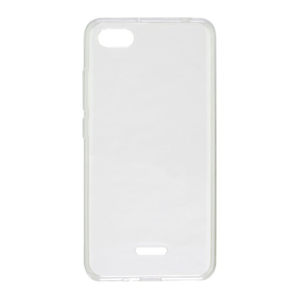 Funda para Móvil Xiaomi Redmi 6a Contact Flex TPU Transparente