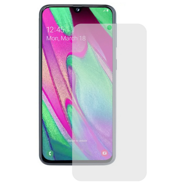 Mobile Screen Protector Samsung Galaxy A50 KSIX Extreme 2.5D