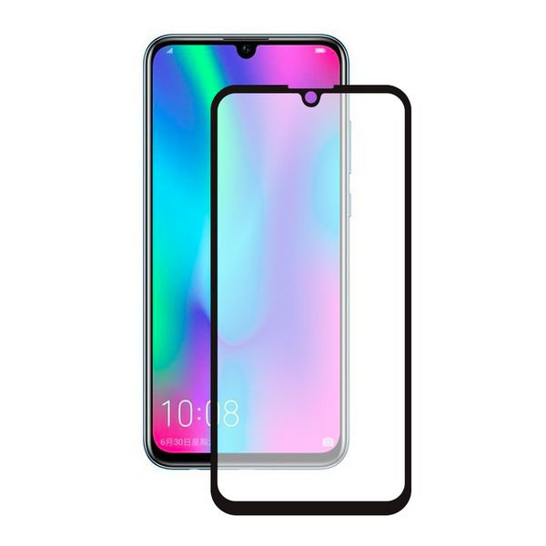 Tempered Glass Mobile Screen Protector Honor 10 KSIX Extreme 2.5D Black