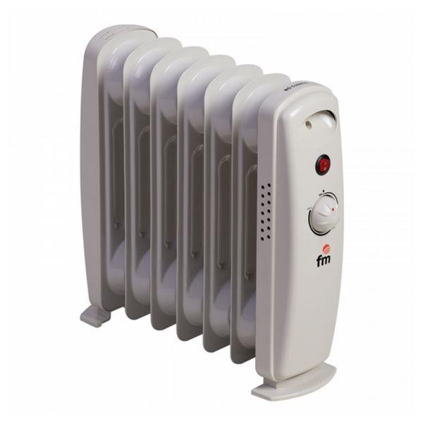 Oljni radiator (7 komorni) Grupo FM 201282 900W Bela