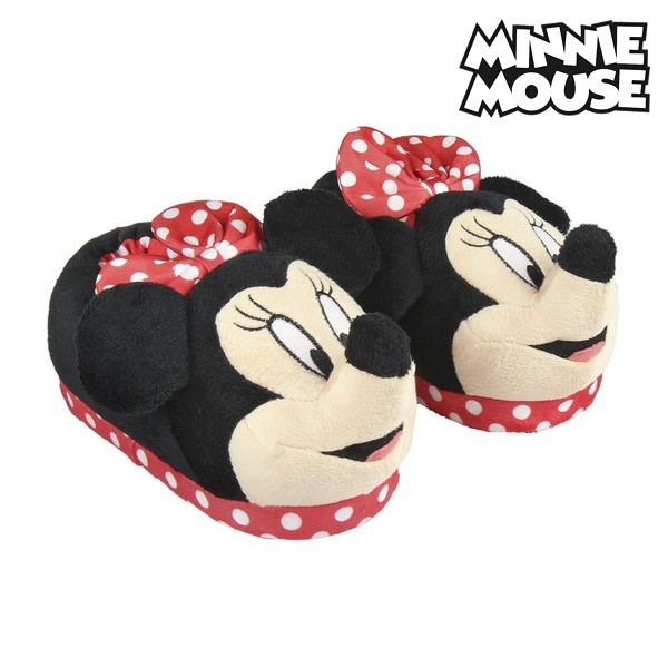 3D House Slippers Minnie Mouse 73358