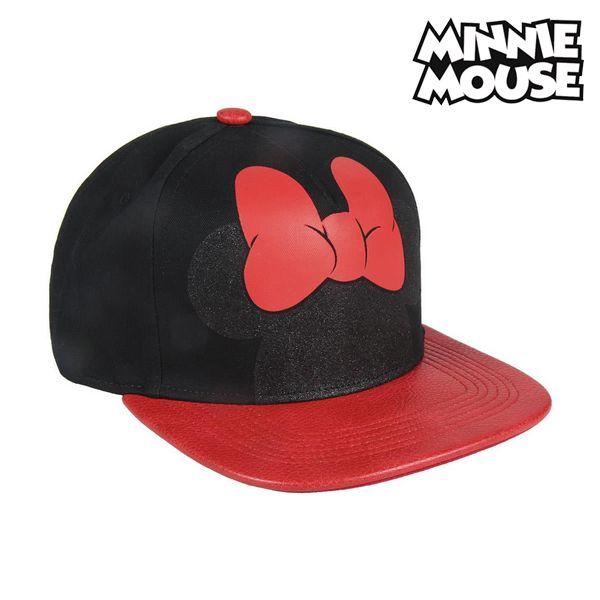Child Cap Minnie Mouse 73596 (57 cm) Black Red