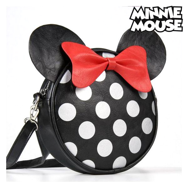 Bag Minnie Mouse 75643 Black