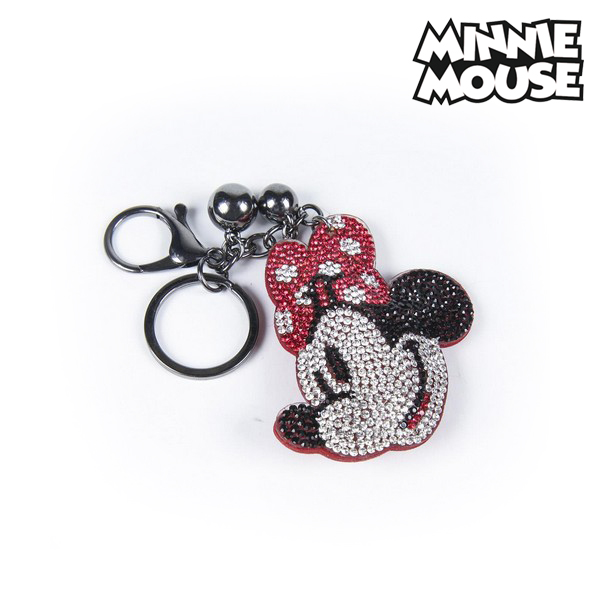 3D Keychain Minnie Mouse 77189