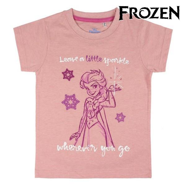 Child's Short Sleeve T-Shirt Frozen 73477