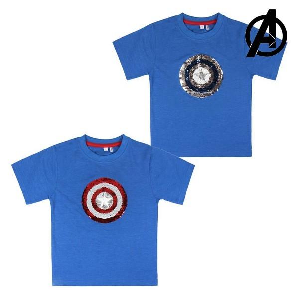 Child's Short Sleeve T-Shirt The Avengers 73491