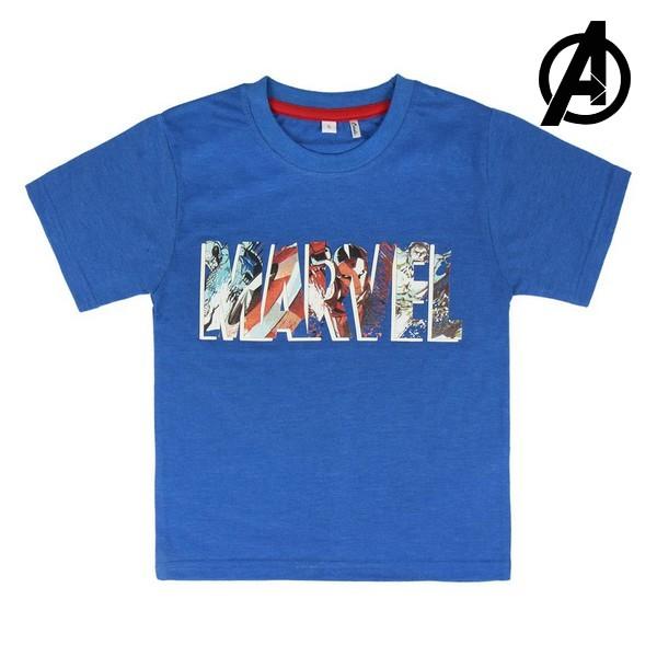 Child's Short Sleeve T-Shirt Marvel 73492