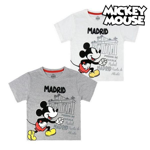 Maglia a Maniche Corte per Bambini Madrid Mickey Mouse 73489