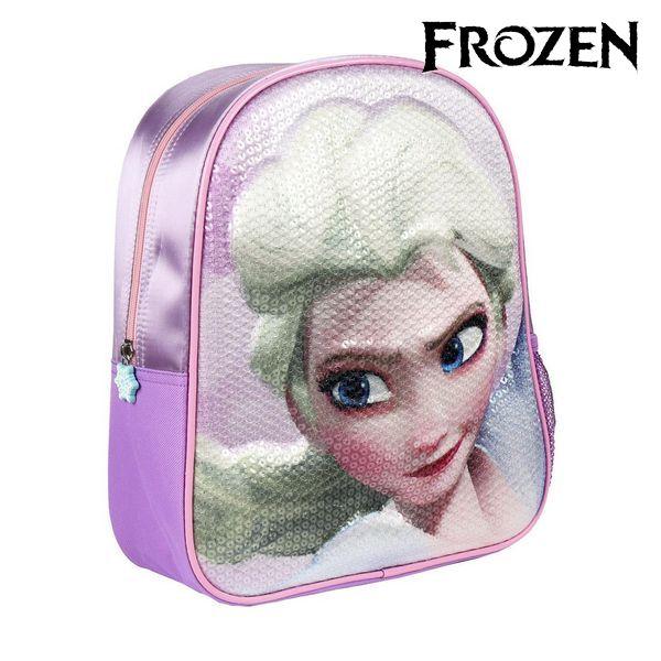 3D Child bag Frozen Lilac