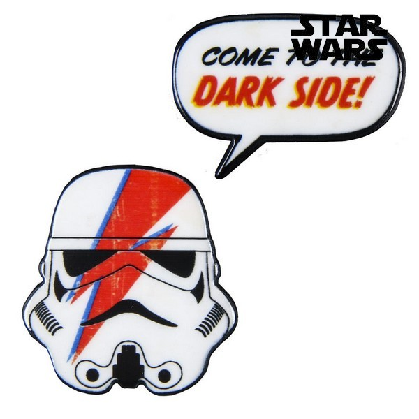 Clasp Star Wars Red White