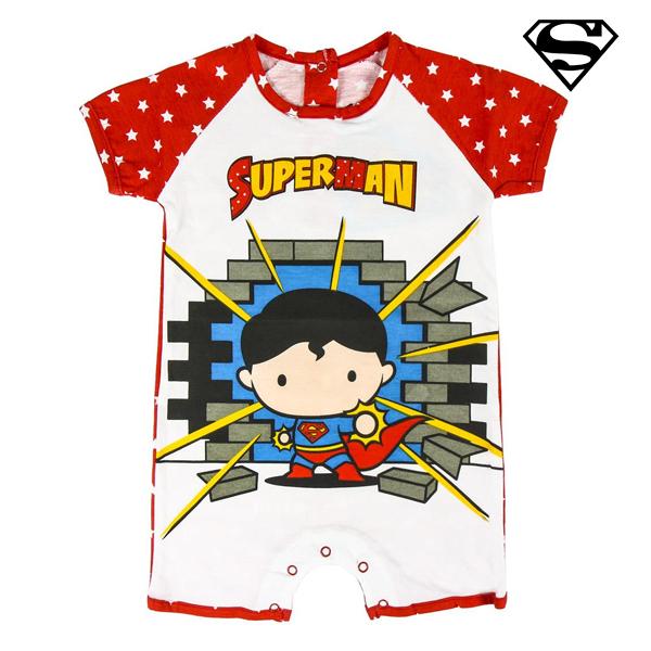 Baby's Short-sleeved Romper Suit Superman 74403