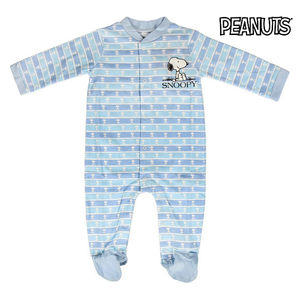 Baby's Long-sleeved Romper Suit Snoopy 74577