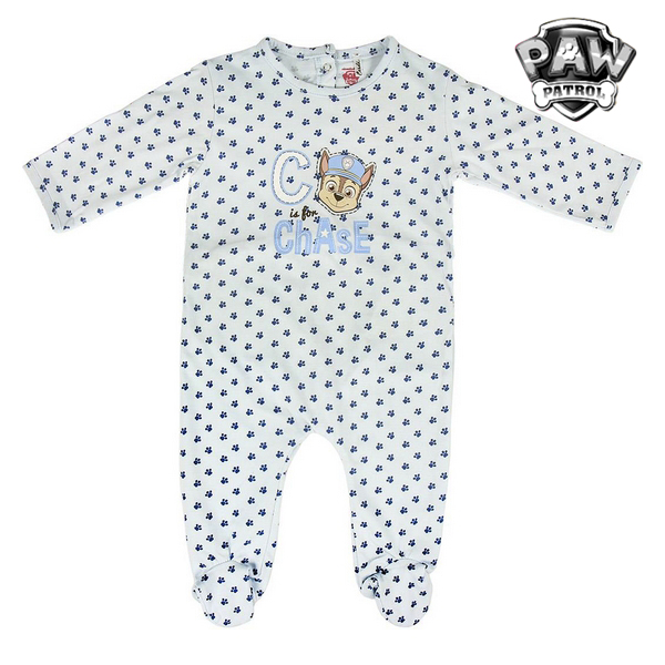 Baby's Long-sleeved Romper Suit The Paw Patrol 74444
