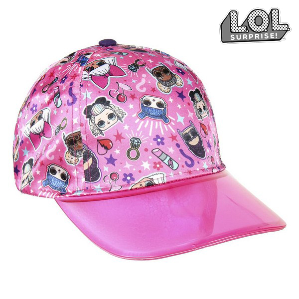Child Cap LOL Surprise! 75321 Pink (53 Cm)