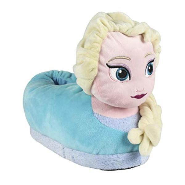 3D House Slippers Frozen