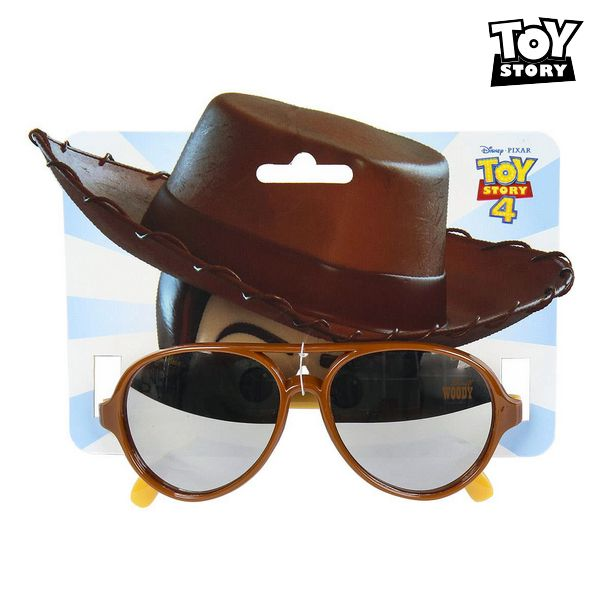 Child Sunglasses Woody Toy Story Brown