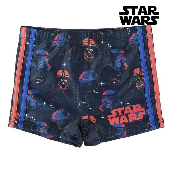 Boys Swim Shorts Star Wars Black