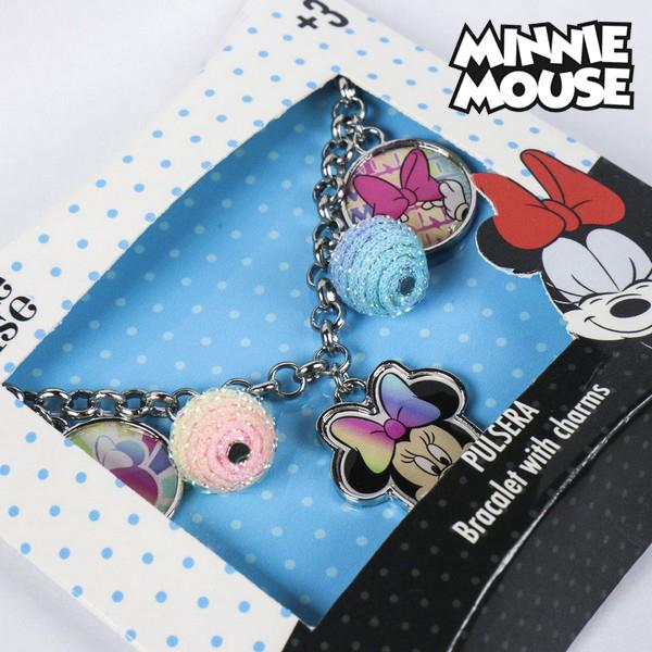 Pulsera Niña Minnie Mouse 71336 Abalorios (1)
