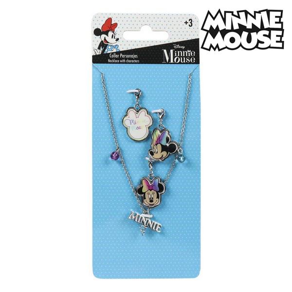 Collar Niña Minnie Mouse 71338