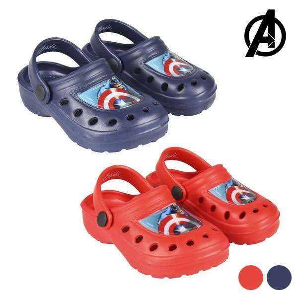 Beach Sandals The Avengers