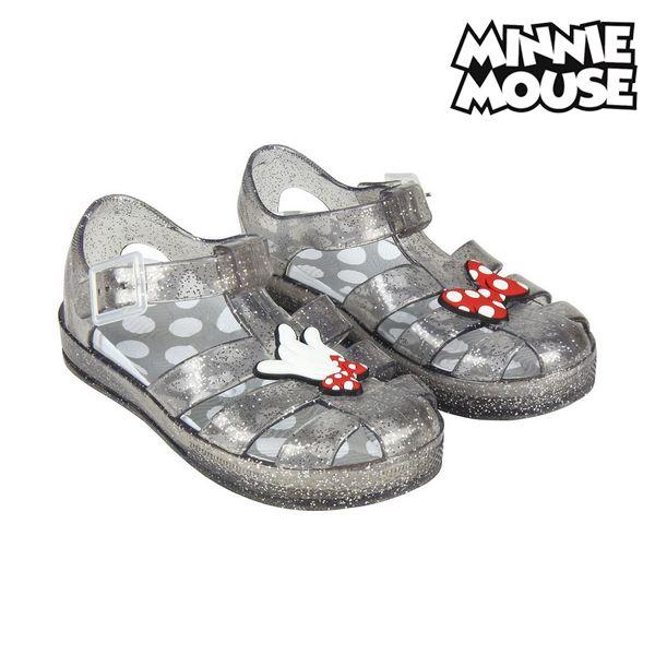 Beach Sandals Minnie Mouse 74422 Grey