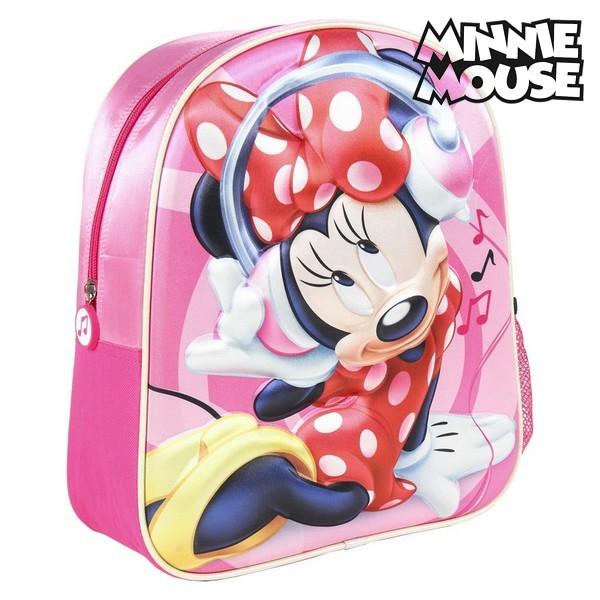 3D Child bag Minnie Mouse Pink