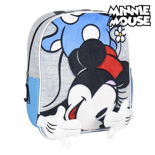 3D Child bag Minnie Mouse Blue Grey
