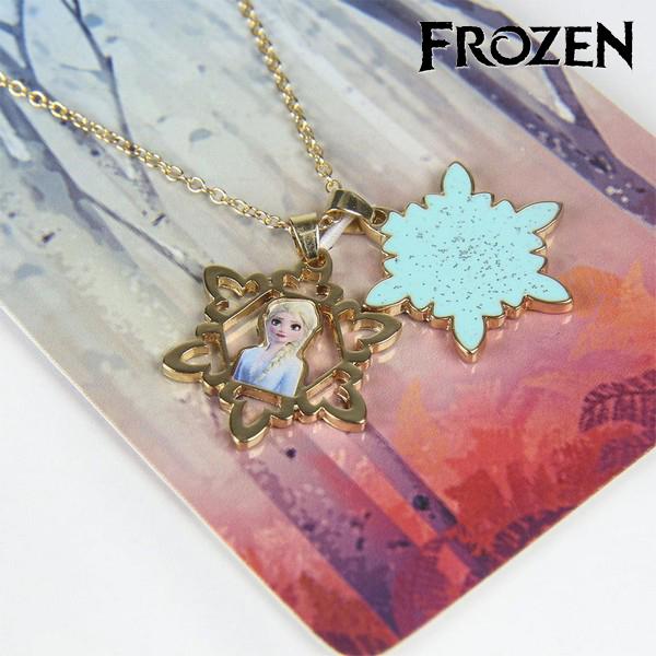 Collar Niña Frozen 71364 Dorado