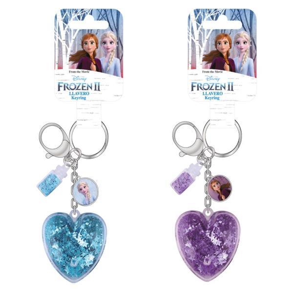 3D Keychain Frozen