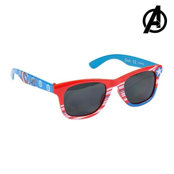 Gafas de Sol Infantiles The Avengers Rojo