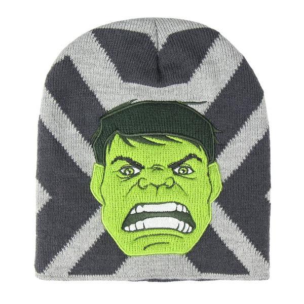 Child Hat Hulk The Avengers Grey
