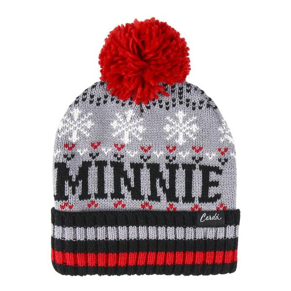 Child Hat Minnie Mouse Grey